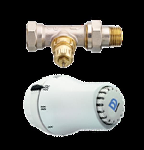 demirdöküm termostatik düz radyatör vanası ankara